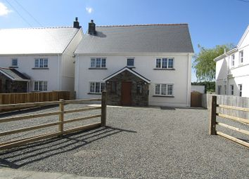 Thumbnail 5 bed detached house for sale in Cwmtawe Road, Ystradgynlais, Swansea, City And County Of Swansea.