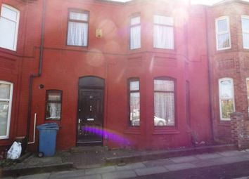 Thumbnail 4 bed terraced house for sale in St. Johns Avenue, Liverpool, Merseyside