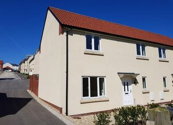 Thumbnail 3 bed semi-detached house to rent in Dukes Way, Axminster