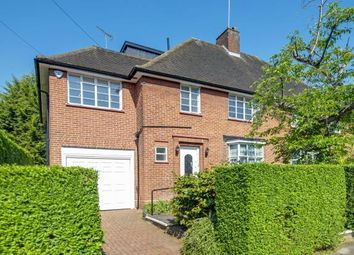 Thumbnail 5 bed semi-detached house for sale in Totnes Walk, London
