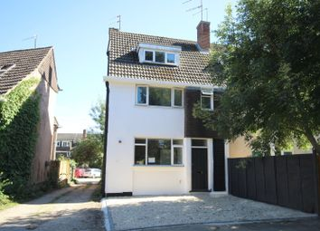 Thumbnail 3 bedroom end terrace house to rent in Upton Close, Henley On Thames