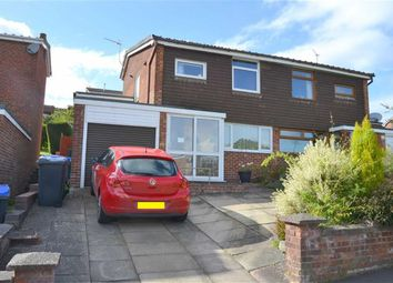 Thumbnail 3 bed property for sale in Fernwood Drive, Leek