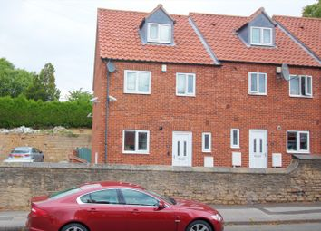 Thumbnail 3 bed end terrace house for sale in Clarence Road, Worksop