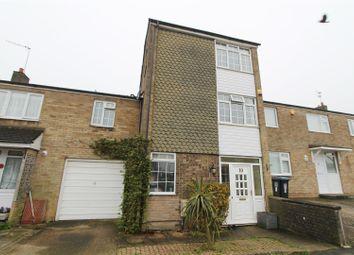 Thumbnail 4 bed terraced house for sale in Micklefield Road, Hemel Hempstead