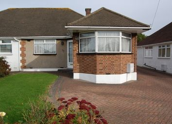 Thumbnail 2 bedroom semi-detached bungalow for sale in Sunnybank Road, Potters Bar