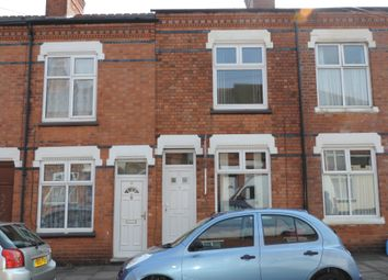 Thumbnail 2 bedroom terraced house to rent in Kingston Road, Leicester