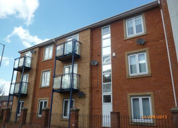 Thumbnail 2 bed flat to rent in St. Wilfrids Street, Manchester
