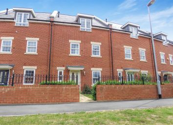 Thumbnail 4 bed terraced house for sale in Planets Way, Biggleswade