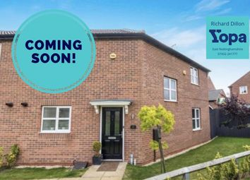 Thumbnail 3 bed semi-detached house for sale in Merlin Road, Mansfield Woodhouse, Mansfield