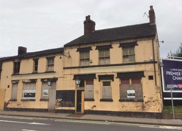 Thumbnail Restaurant/cafe for sale in King Street, Fenton, Stoke-On-Trent
