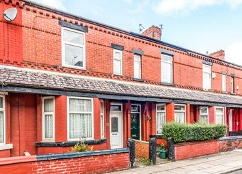 Thumbnail 3 bed terraced house for sale in Cardigan Street, Salford, Greater Manchester
