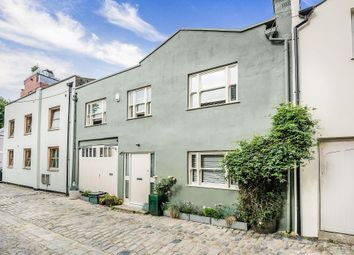 Thumbnail 4 bed terraced house for sale in Albert Terrace Mews, London