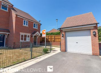 3 bed town house for sale in De Brouwer Close, Retford DN22