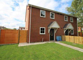 Thumbnail 3 bed semi-detached house for sale in Maws Lane, Kimberley, Nottingham