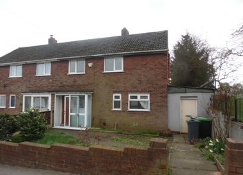 Thumbnail 3 bed semi-detached house for sale in Tower Road, Tividale, Oldbury, Sandwell