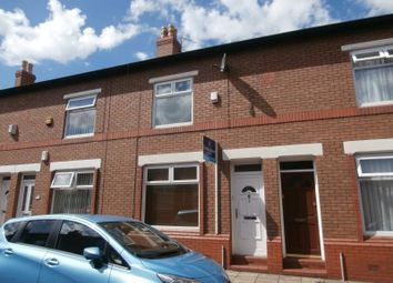 Thumbnail 2 bed property to rent in Birtles Avenue, Reddish, Stockport