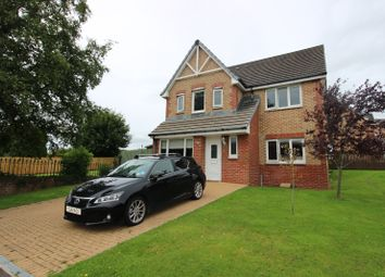 Thumbnail 4 bed detached house for sale in Kilmarnock Road, Dundonald, Kilmarnock