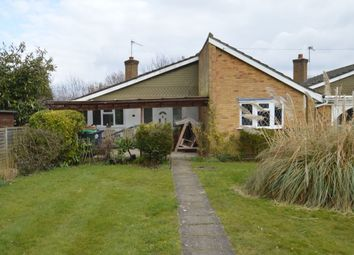 Thumbnail 2 bed bungalow for sale in Darvills Meadow, Holmer Green, High Wycombe