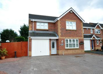 Thumbnail 4 bed detached house for sale in Sandiway, Barton Under Needwood, Barton Under Needwood