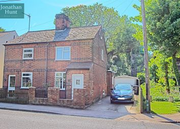 Thumbnail 2 bed semi-detached house for sale in Ware Road, Hertford