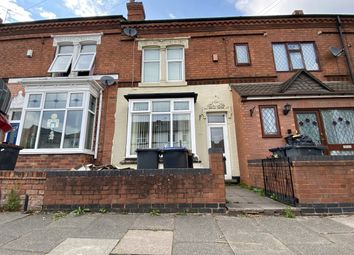 Thumbnail 3 bed terraced house to rent in Beaumont Road, Bournville, Birmingham