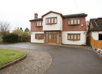 5 bed detached house for sale in Church Road, Ramsden Bellhouse, Billericay CM11
