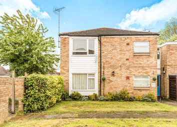 Thumbnail 2 bed flat for sale in Millfield Close, Marsh Gibbon, Bicester