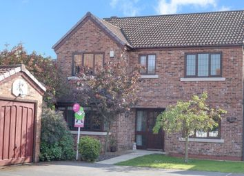 Thumbnail 4 bed detached house for sale in The Rein, Westwoodside, Doncaster