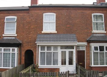 Thumbnail 2 bed terraced house for sale in Stamford Grove, Handsworth, Birmingham