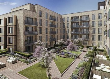 Thumbnail 2 bed flat for sale in Block D, Staines Upon Thames, Surrey