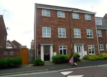 Thumbnail 4 bed town house for sale in North Street, Jarrow