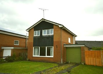 Thumbnail 4 bed detached house for sale in Llys Road, Oswestry