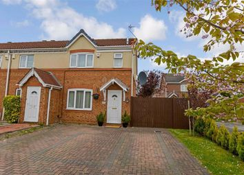 Thumbnail 3 bed end terrace house for sale in Charlestown Way, Victoria Dock, Hull