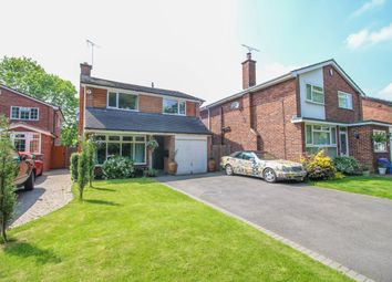 Thumbnail 4 bed detached house for sale in Copstone Drive, Dorridge, Solihull