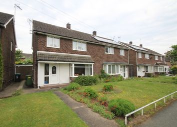 Thumbnail 3 bed semi-detached house for sale in Jarvis Way, Wrexham