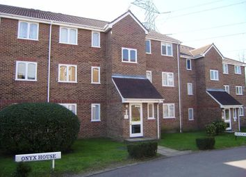 Thumbnail 1 bedroom flat to rent in Percy Gardens, Worcester Park