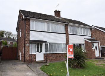 Thumbnail 3 bed property for sale in Laburnum Road, Newhall, Swadlincote