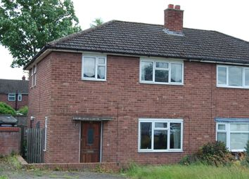 Thumbnail 3 bed semi-detached house for sale in Milton Avenue, Tamworth