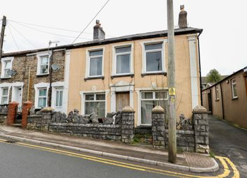 Thumbnail 2 bed end terrace house for sale in High Street, Cefn Coed, Merthyr Tydfil
