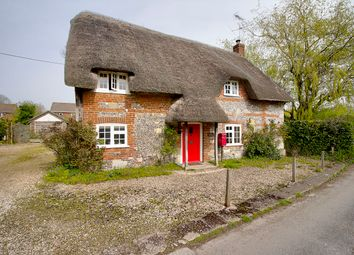 Thumbnail 3 bed cottage for sale in Netton Street, Bishopstone, Salisbury