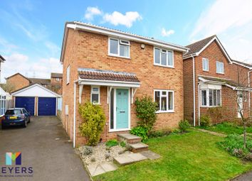 Godmanston Close, Canford Heath, Poole BH17. 4 bed detached house for sale