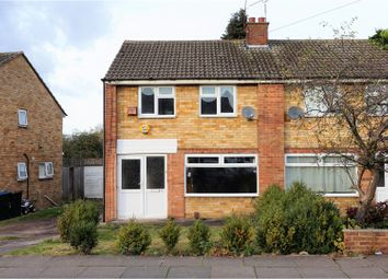 Thumbnail 3 bedroom semi-detached house to rent in Parry Road, Coventry