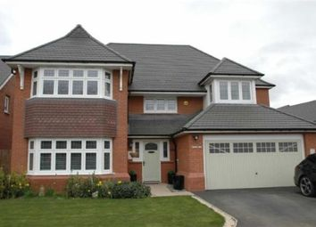 Thumbnail 4 bed detached house for sale in Green Howards Road, Saighton, Chester, Cheshire