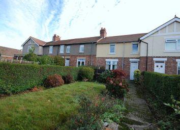 Thumbnail 3 bed terraced house for sale in Park Villas, Ashington