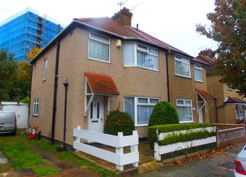 Thumbnail 3 bed semi-detached house for sale in St. Stephens Road, Enfield