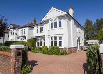 4 bed detached house for sale in Lavernock Road, Penarth CF64