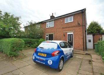 Thumbnail 3 bed semi-detached house to rent in 3 The Crescent, Weaverham, Northwich, Cheshire