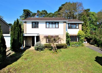 Thumbnail 5 bed detached house for sale in Goodwood Close, Burghfield Common