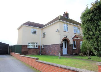 Thumbnail 4 bed semi-detached house for sale in Fanthorpe Lane, Louth
