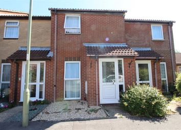 Thumbnail 2 bed terraced house for sale in Vincent Close, New Milton, Hampshire